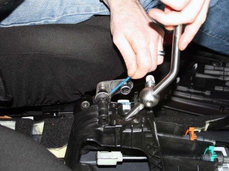 Dodge Dart Short Shifter Installation Guide on