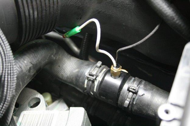 MINI Gen 2 Hot Link - Coolant Temp Adapter Installation Guide