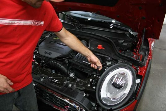 MINI Gen 3 Cold Air Intake Installation Guide
