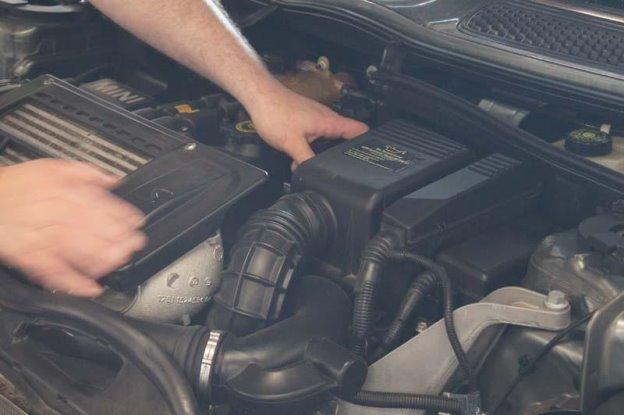 MINI R53 Cold Air Intake Installation Guide