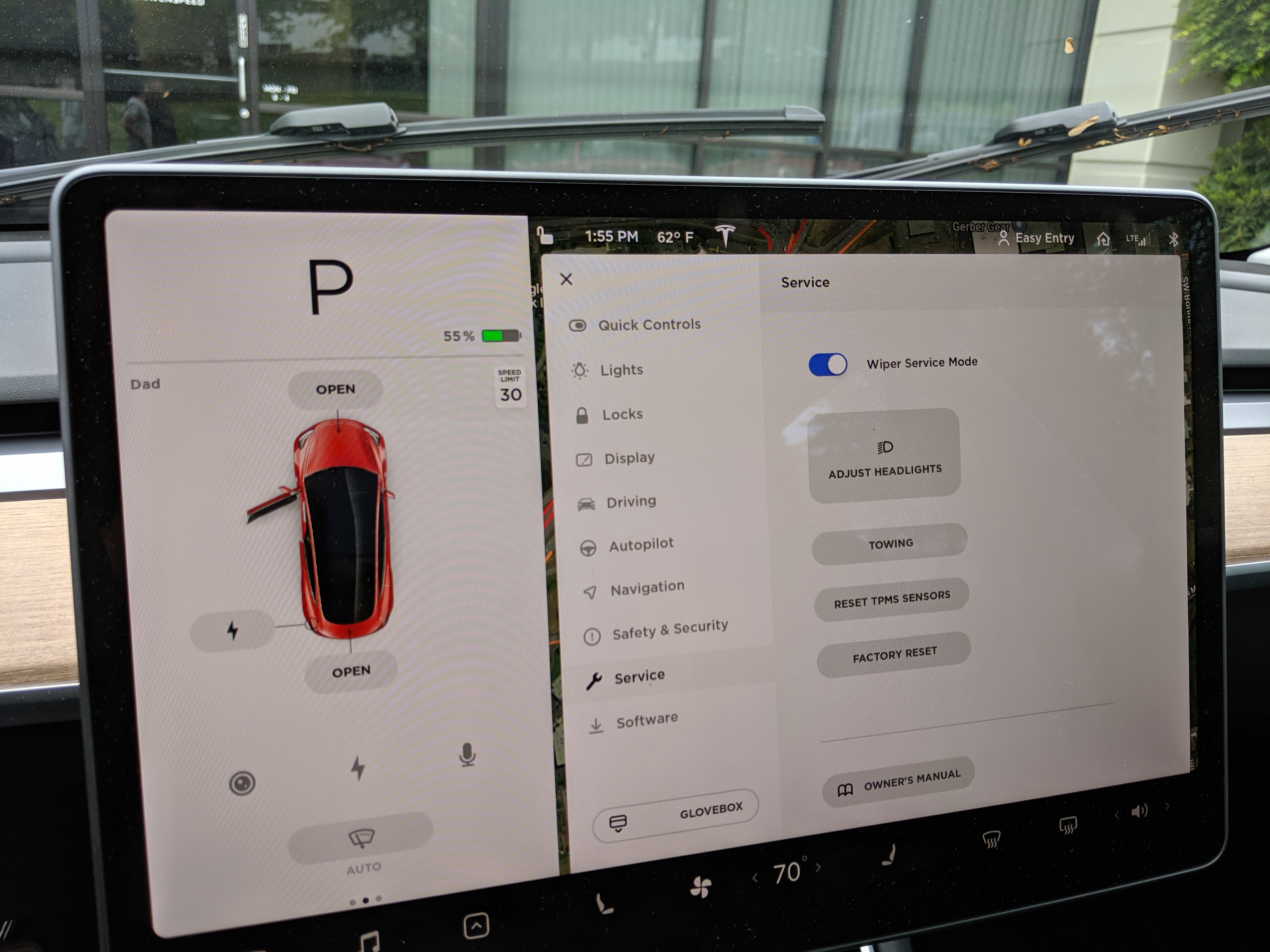 PIAA Si-Tech Wiper Blade Kit for Tesla Model 3 Install Guide
